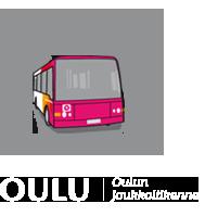 Oulun joukkoliikenteen etusivulle